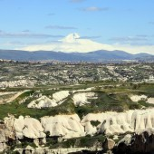 Through Cappadocia, to the Lake Van