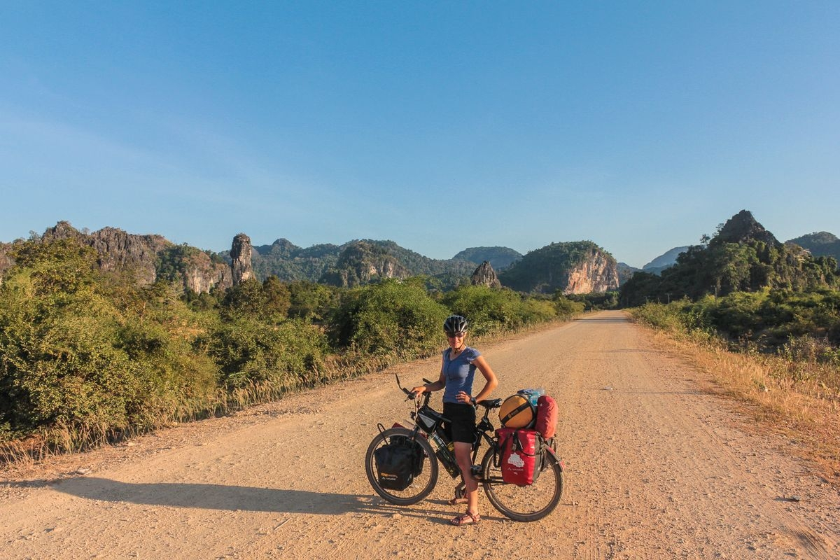 To the West of Ho Chi Minh - Laos Part Two
